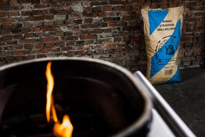 Heeft u black ranch houtskool al een keer geprobeerd?