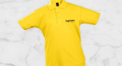 Wilt u een polo shirt bedrukken?